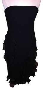 Nue by Shani Strapless Size 8 Dress