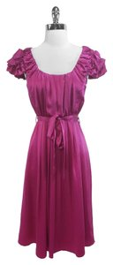 Plenty by Tracy Reese Silk Ruffle Dress