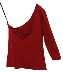 Mango Summer Fun Going Out Top Red