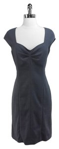 Rebecca Taylor short dress Grey Cotton on Tradesy