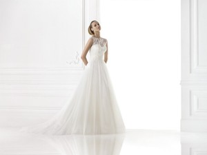 Pronovias Makeda Wedding Dress