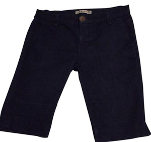 J Brand Bermuda Shorts Dark denim