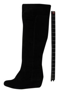 Nine West Black Suede Boots