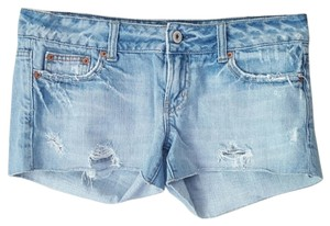 American Eagle Outfitters Summer Denim Shorts-Light Wash