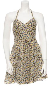 Elizabeth and James short dress Floral Summer Spring on Tradesy