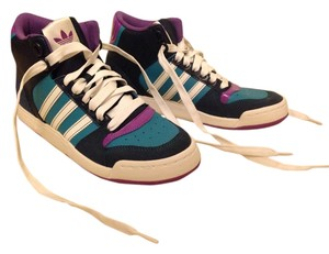 adidas Sneakers Back To School Navy and teal Athletic