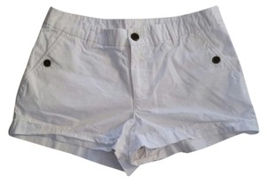 H&M Cotton Shorts WHITE