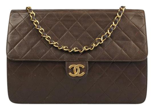 Chanel Way Quilted Lambskin Shoulder Bag