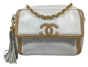 Chanel Vintage Camera Crossbody Shoulder Bag