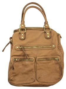 Linea Pelle Leather Shoulder Bag