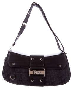 Dior Classic Canvas Shoulder Bag