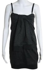 Dolce&Gabbana short dress Gray on Tradesy