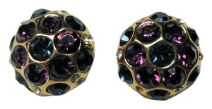 Dior Dior Vintage Dome Earrings