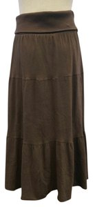 Velvet by Graham & Spencer Skirt Brown