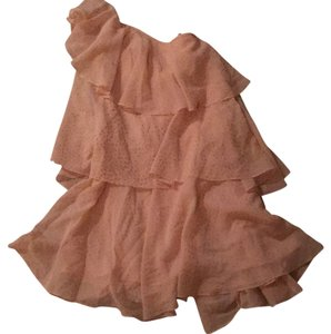 Cocoribbon short dress Light pink on Tradesy