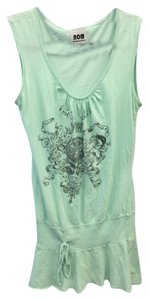 Naissance on Melrose Maternity Top Mint Green