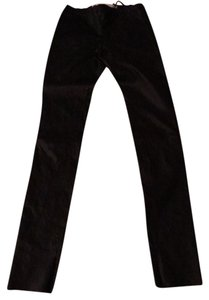 Romp Straight Pants Black