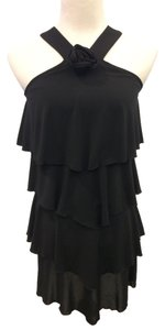 Leona Edmiston short dress Black Evening on Tradesy