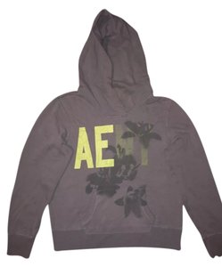 American Eagle Outfitters Warm & Comfortable Logo Pullover Sweatshirt