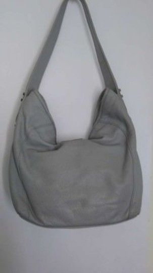 Liz Claiborne Soft With Silver Tone Hardware Hobo Bag