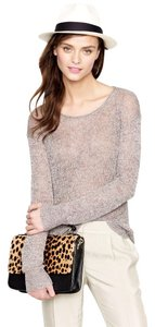J.Crew Metallic Lightweight All Seasons Sweater
