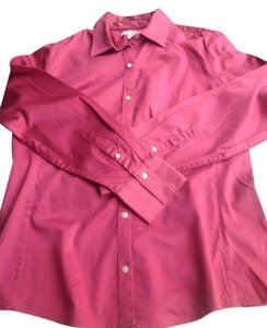 Banana Republic Button Down Shirt ROSE