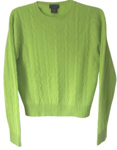 Tristan and Camille Cashmere Pullover 8 Medium Sweater