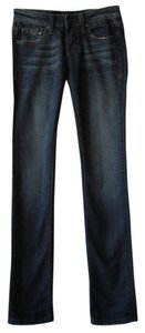 Cult of Individuality Straight Leg Jeans-Medium Wash