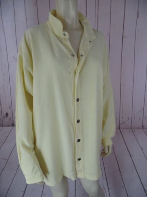 Preload https://img-static.tradesy.com/item/14341267/caribbean-cotton-resort-collect-top-pale-yellow-textured-cotton-tunic-comfy-0-0-650-650.jpg