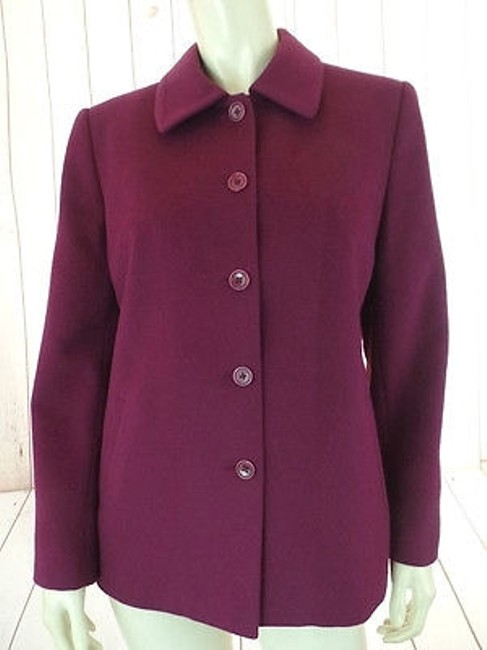 Preload https://img-static.tradesy.com/item/14341354/talbots-petites-blazer-coat-cranberry-wool-silk-angora-made-in-italy-chic-0-0-650-650.jpg