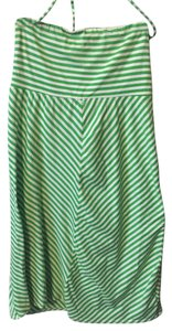 Lilly Pulitzer short dress Green & white on Tradesy
