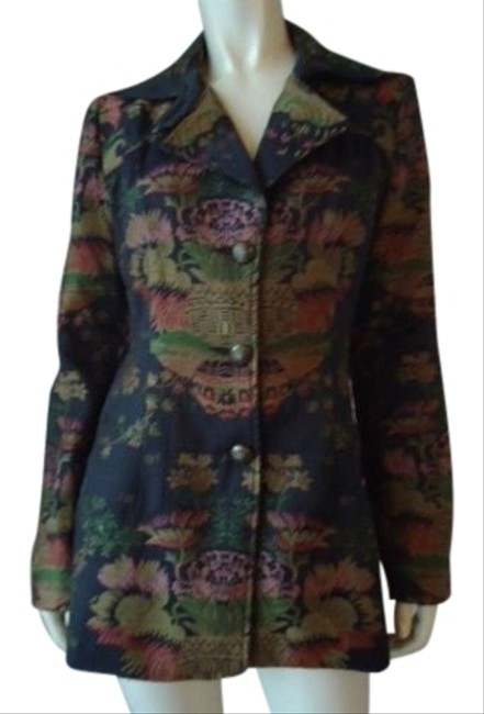 Preload https://img-static.tradesy.com/item/14341585/cabi-long-floral-satin-brocade-blazer-opera-coat-style-704-lined-gorgeous-0-2-650-650.jpg