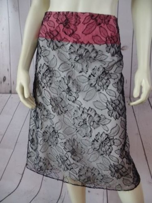 Preload https://img-static.tradesy.com/item/14341609/mayle-anthropologie-skirt-viscose-nylon-black-floral-lace-lined-back-zip-sexy-0-0-650-650.jpg