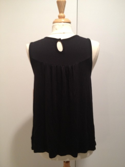 MICHAEL Michael Kors Braided Top Black