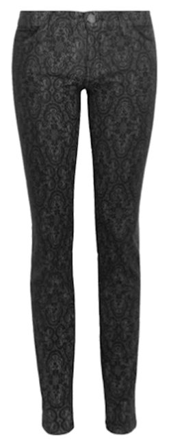 Preload https://item1.tradesy.com/images/currentelliott-black-lace-inspired-skinny-jeans-size-28-4-s-143420-0-2.jpg?width=400&height=650