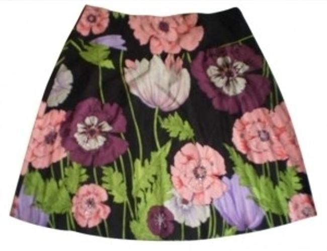 Preload https://item4.tradesy.com/images/floral-new-flowers-wbeads-knee-length-skirt-size-16-xl-plus-0x-143428-0-0.jpg?width=400&height=650