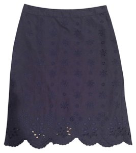 MILLY Skirt Navy