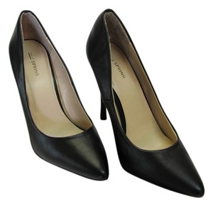 Call It Spring Size 10.00 M Very Good Condition Black, Pumps