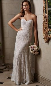 Wtoo Wtoo Gia Wedding Dress Gown Nwt Style 14106 Wedding Dress