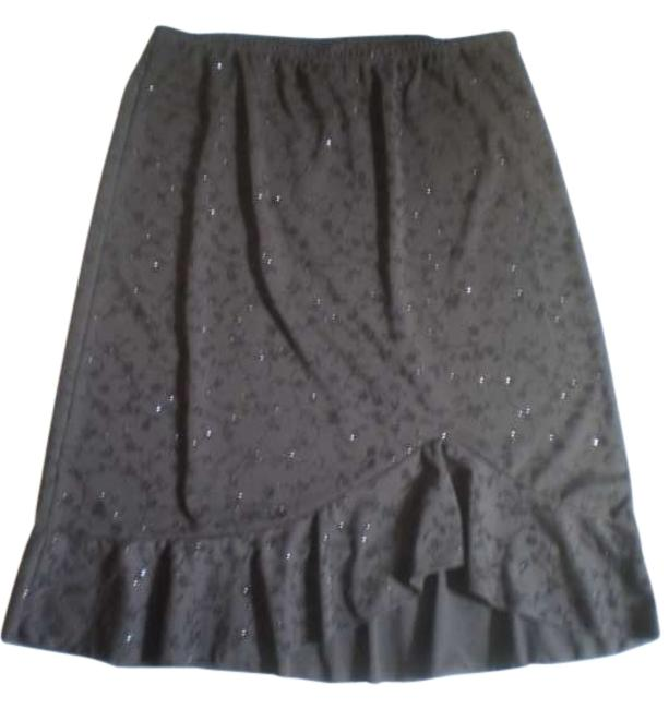 Preload https://img-static.tradesy.com/item/143438/jkla-california-black-like-new-knee-length-skirt-size-14-l-34-0-0-650-650.jpg
