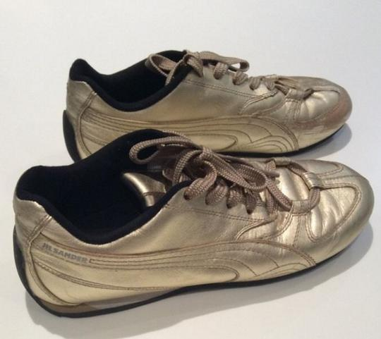 Jil Sander GOLD Athletic Image 1