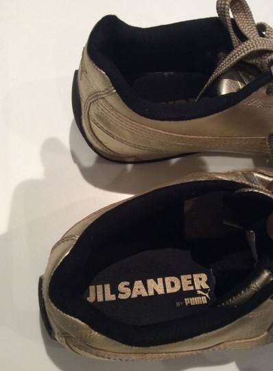 Jil Sander GOLD Athletic Image 3
