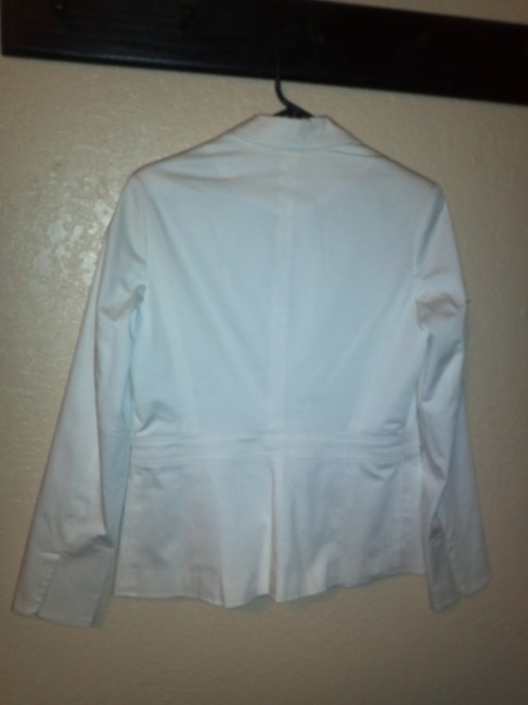 Attention white Blazer Image 1