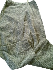 Max Mara Straight Pants grey