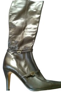 Façonnable dark brown Boots