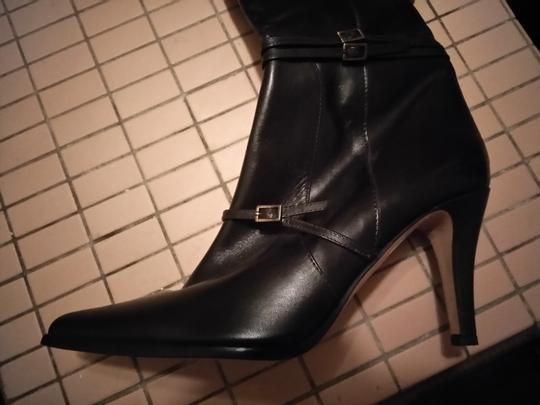 Faonnable dark brown Boots Image 3