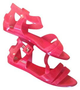 Melissa Pinky / coral Sandals