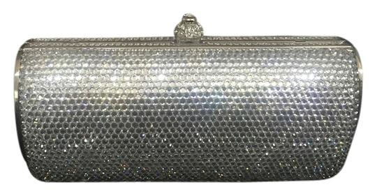 Preload https://img-static.tradesy.com/item/14345635/judith-leiber-evening-swarovski-crystal-silver-clutch-0-1-540-540.jpg