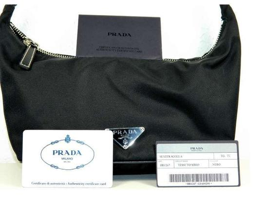 Prada Tessuto In Nylon Hobo Bag