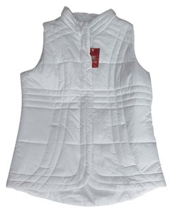 Faded Glory Puffer Jacket Small Vest